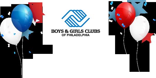 Boys and girls club of Philadelphia.